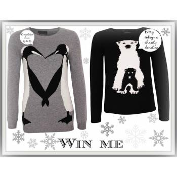 Make things better, win a sweater !