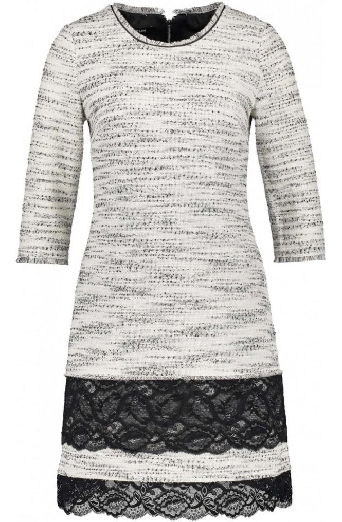 Taifun Textured Shift Dress