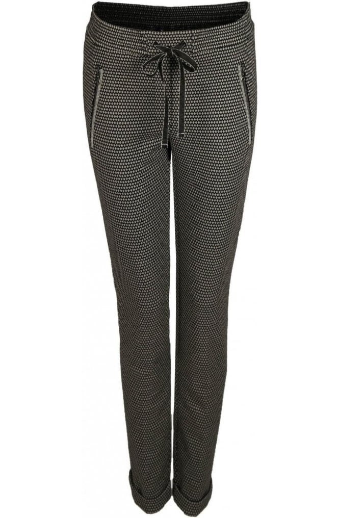 Bianca Patterned Trousers