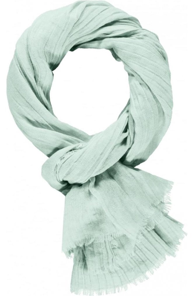Taifun Mint Green Scarf