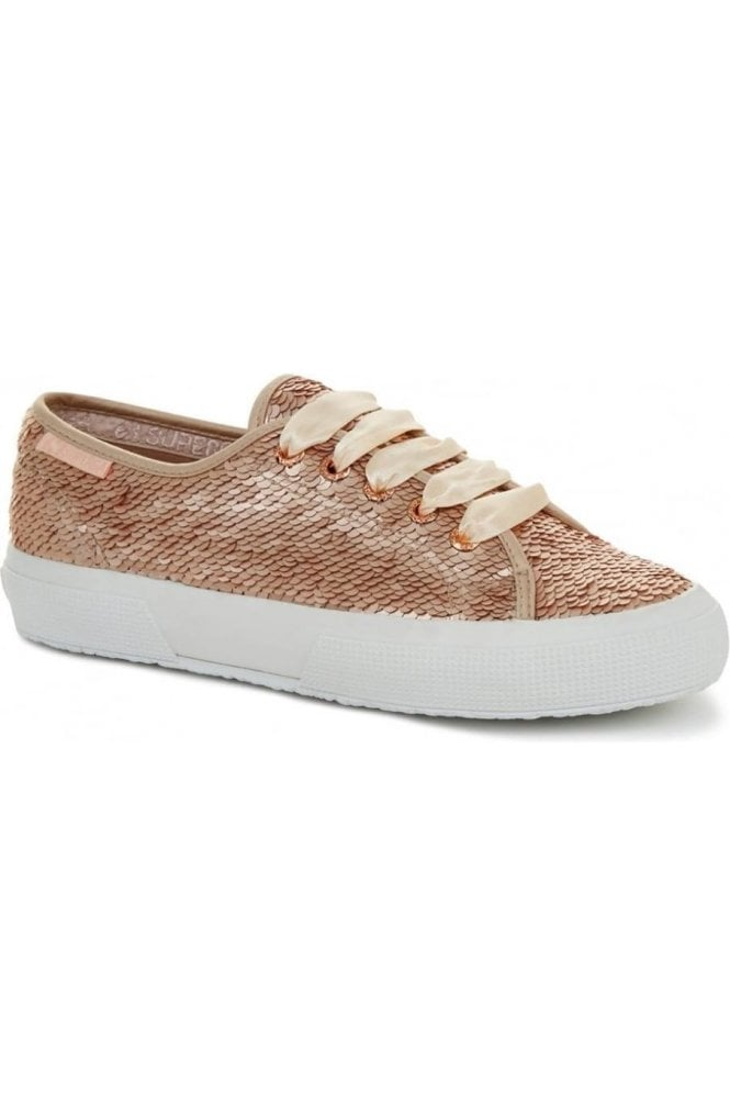 Superga Shoes 2750 Matte Rose Gold