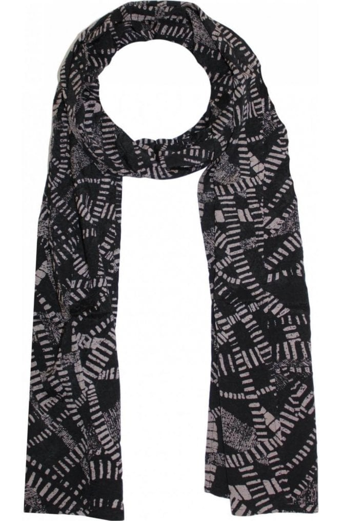 Masai Clothing Along patterened Scarf