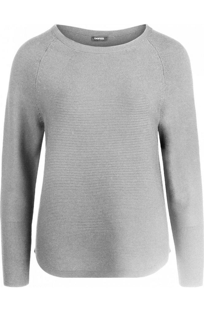 Bianca Light Grey Sweater