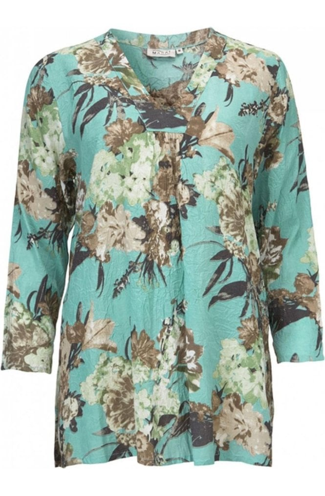 Masai Clothing Buelle Floral Top