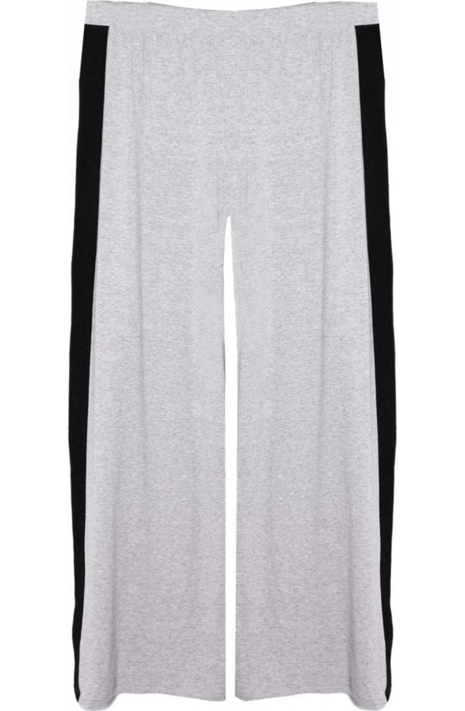 A Postcard from Brighton Monie Coconut White Jersey Culottes
