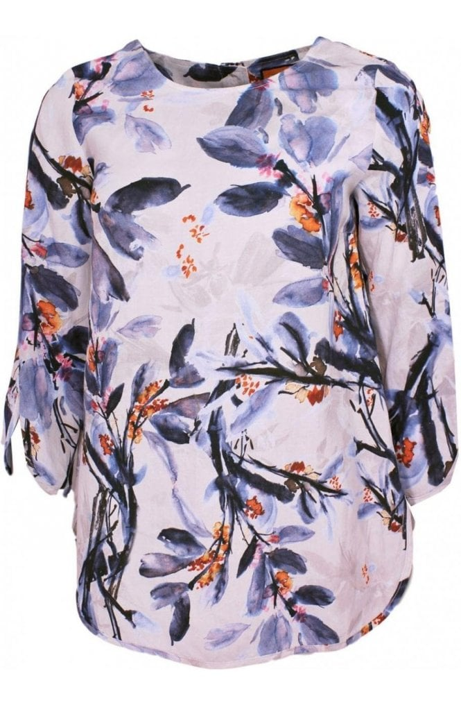 Backstage clothing Floral Print Blouse
