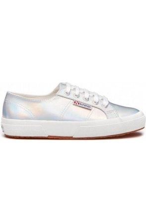 Superga Shoes Grey Silver 2750 puridescent