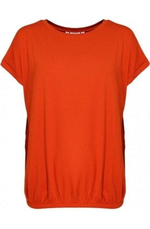 Eione Pumpkin Jersey Top