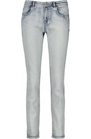 Slim Fit Blue Wash Jeans
