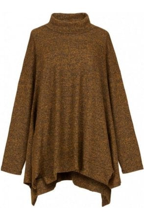 Oversized Knit Jumper