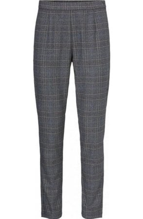 Palas Check Trousers