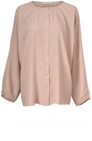 Iria Rose Dust Blouse