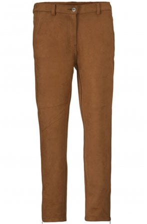 Pailas Tan Trousers