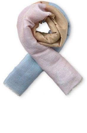 Aerith Metallic Detailed Scarf