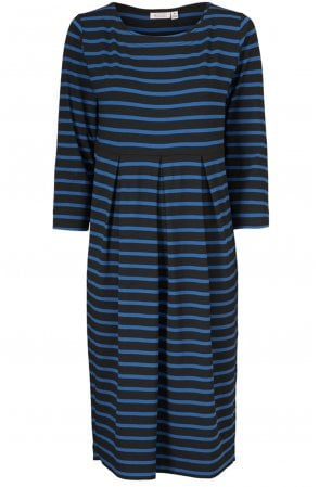 Nicky Blue Striped Dress