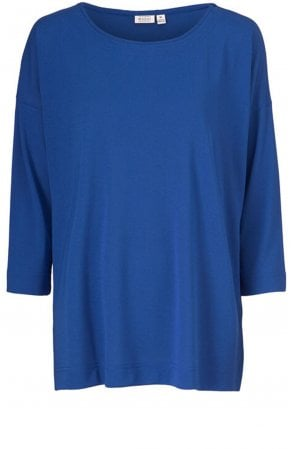 Bluma Rotal Blue Top