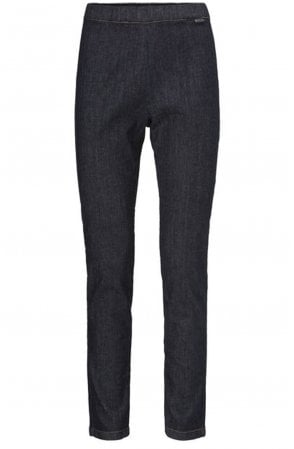 Pandy Dark Denim Trousers