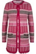 Textured Patterned Cardigan