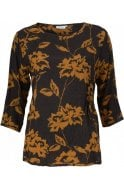 Masai Clothing Berla Floral Top