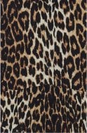 b.young Leopard Print Smock Dress