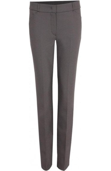 Ankle Length Tailored Trousers