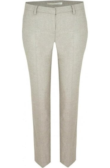 Light Stone Tailored Trousers