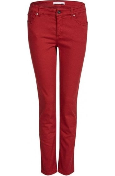 Red Baxter Jeggings