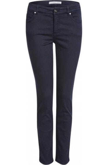 Navy Baxter Jeggings