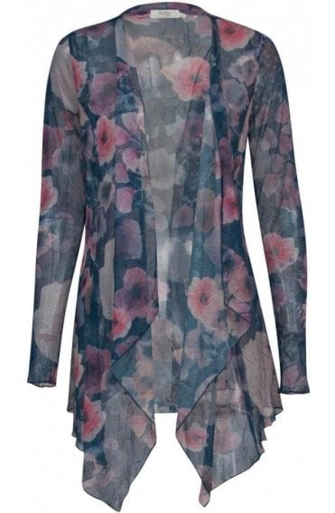Juliet Sheer Floral Jacket