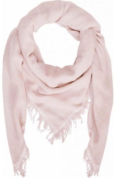 Faded Washed Effect Scarf