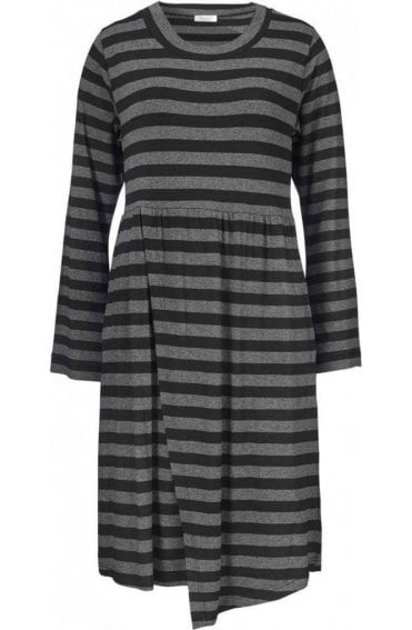Gutris Striped Jersey Dress