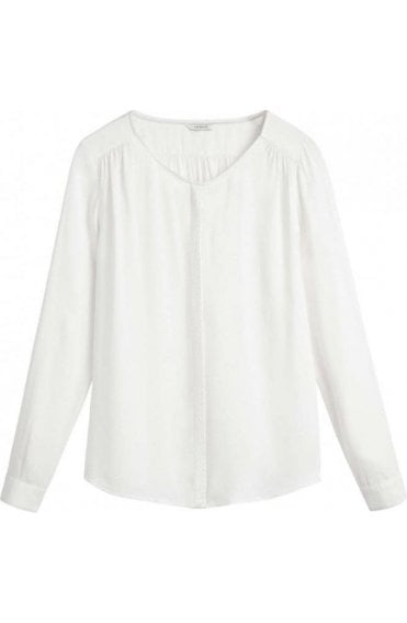 Lily White Blouse