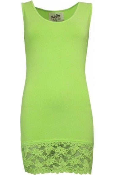 Sammy Lime Green Vest