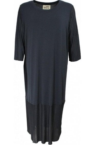 Tilly Charcoal Jersey Dress