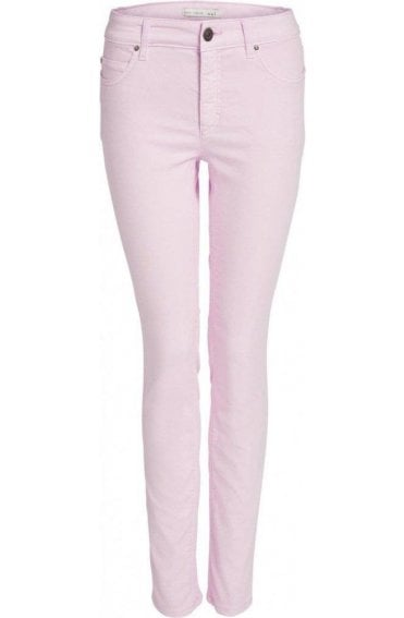 Orchid Pink Baxtor Jeggings