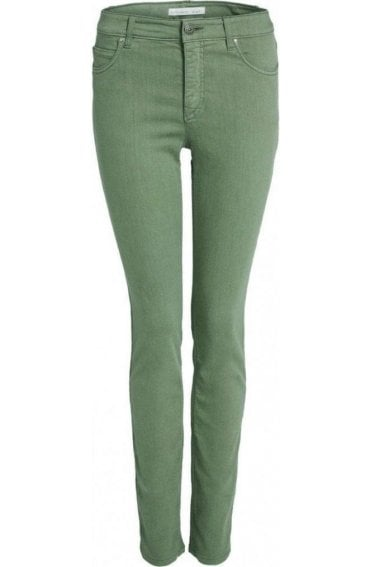 Pale Khaki Baxtor Jeggings