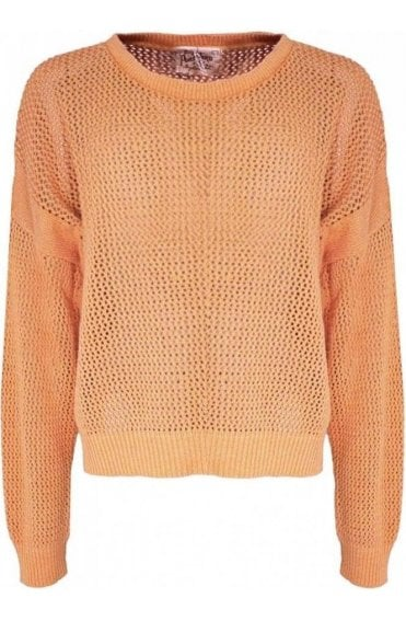 Porlock Melba loose knit Jumper