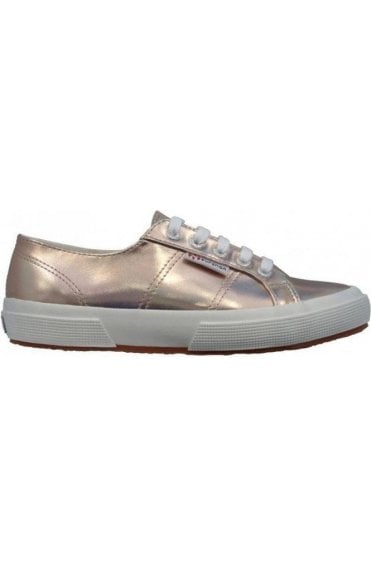 Superga Shoes 2750 Rose Gold Metallic