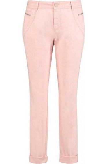 Pale Pink Chinos