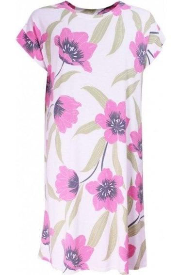 Flis Floral Shift Dress