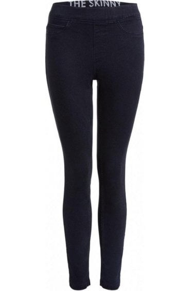 Black Slim Leg Jeggings