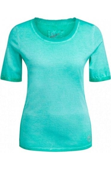 Holly Green Jersey T-Shirt