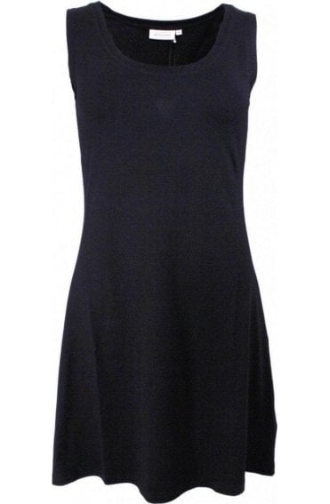 Heat Black Jersey Tunic
