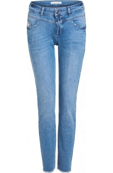Light Blue Denim Newport Jeans
