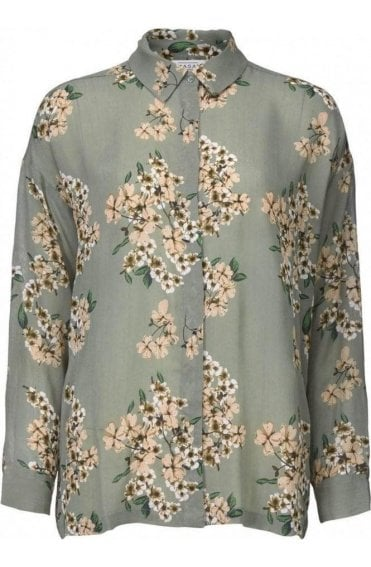 Ibily Floral Print Blouse