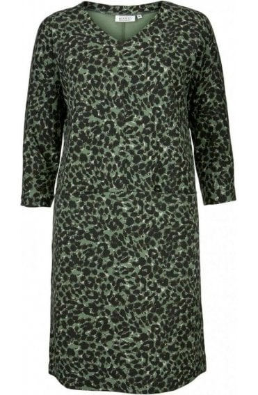 Gizina Animal Print Tunic