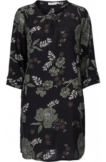 Grith Floral Print Tunic