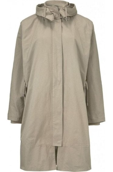 Tone Light Khaki Coat