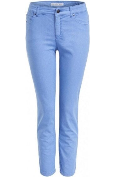 Infinity Blue Baxtor Jeggings