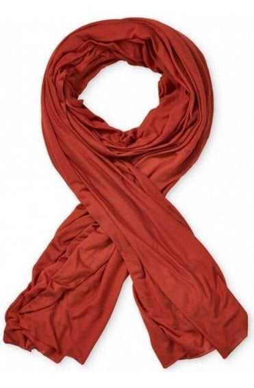 Amega Red Orchard Scarf